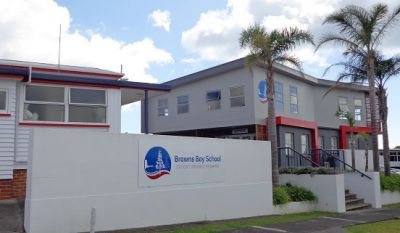Browns Bay School